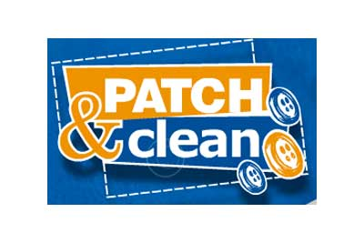 Patch & Clean